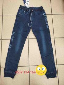 EX0510 Jeansowe dzieciece D532