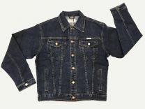 EX2210 Kurtka jeans damska QC-1