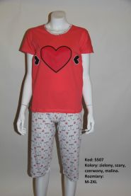 EX1601 Piżama damski 05507 (Product Turkey)