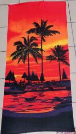 EX1206 Ręczniki plażowe 00805