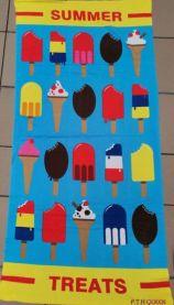 EX1206 Ręczniki plażowe 00806