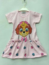 EX1606 Sukienka dziewczęca AT13840-1F