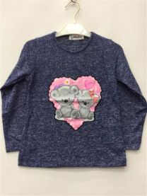 EX0610 Sweter dzieciece AT119-1D