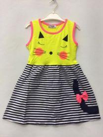 EX1606 Sukienka dziewczęca AT18039-1