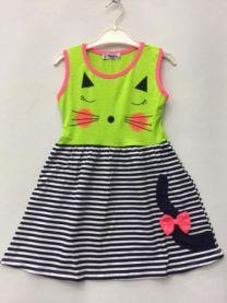 EX1606 Sukienka dziewczęca AT18039-1A