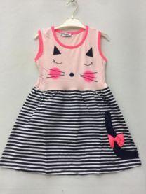 EX1606 Sukienka dziewczęca AT18039-1C
