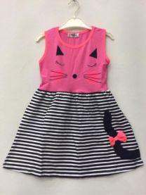 EX1606 Sukienka dziewczęca AT18039-1D
