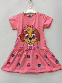 EX1606 Sukienka dziewczęca AT13840-1B