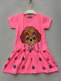 EX1606 Sukienka dziewczęca AT13840-1C