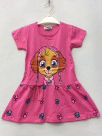 EX1606 Sukienka dziewczęca AT13840-1D