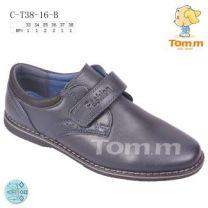 EX1506 Półbuty dziecięce C-T38-16-B