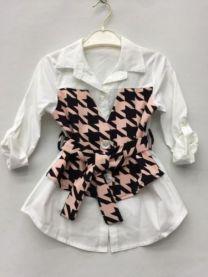 EX1803 Tunika Koszula dziewczęca CN2129-2