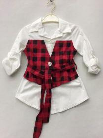 EX1803 Tunika Koszula dziewczęca CN2129-3