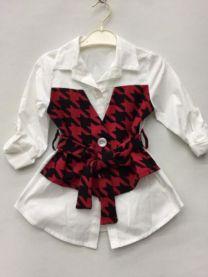 EX1803 Tunika Koszula dziewczęca CN2129-4