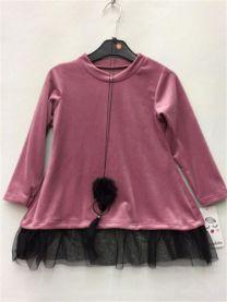 EX2410 Sukienka dziewczęca CN33956