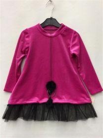 EX2410 Sukienka dziewczęca CN33956A
