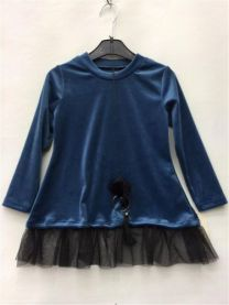 EX2410 Sukienka dziewczęca CN33956B