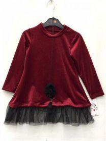 EX2410 Sukienka dziewczęca CN33956D