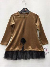 EX2410 Sukienka dziewczęca CN33956F