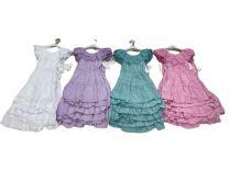 EX1306 Sukienka dziewczęca D-5605