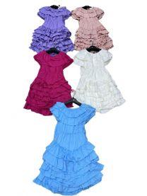 EX1306 Sukienka dziewczęca D-5606