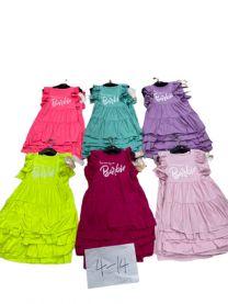 EX1306 Sukienka dziewczęca D-5608