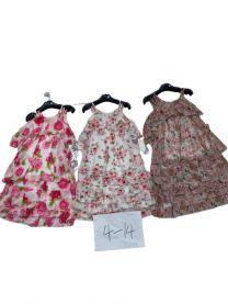 EX1306 Sukienka dziewczęca D-5609