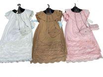 EX1306 Sukienka dziewczęca D-5611