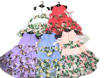 EX1306 Sukienka dziewczęca D-5612