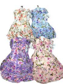 EX1306 Sukienka dziewczęca D-5614