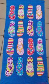 EX1206 Ręczniki plażowe 00837