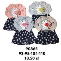 EX1910 Sukienka dziewczęca FRJ90865