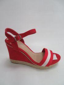 EX2206 Sandały damskie LL6230RED