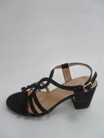 EX2206 Sandały damskie 3083BLACK