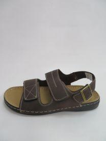 EX2206 Sandały meskie K8-301COFFE