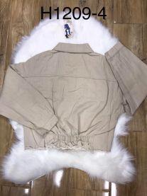 EX1703 Kurtka jeans damska H1209-3