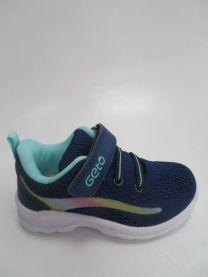 EX1703 Sportowe dziecięce F778BLUE/BLUE