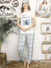 EX2001 Piżama damski C1038  (Product Turkey)