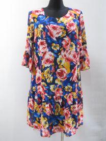 EX0304 Sukienka damska B4250  (Produkt Polski)