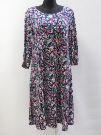 EX0304 Sukienka damska B4279  (Produkt Polski)
