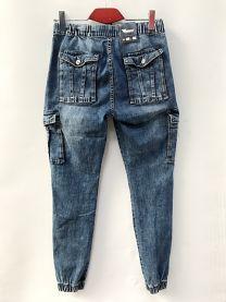 EX2202 Jeansowe męskie TZ2487-50