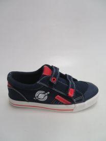 EX1501 Trampki dziecięce B290BLUE/RED