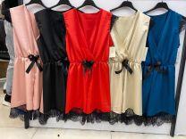 2302 Sukienka damska MG2065 (Produkt Italy)