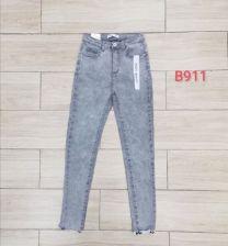 EX0604 Jeansowe damska B911