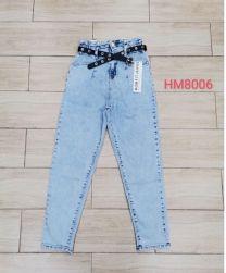 EX0604 Jeansowe damska HM8006