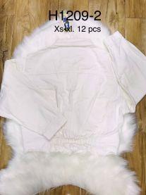 EX2302 Kurtka jeans damska H1209-2
