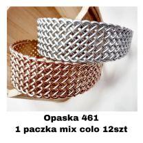 EX0505 Opaska damska OP-461