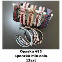 EX0505 Opaska damska OP-483