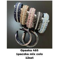 EX0505 Opaska damska OP-485