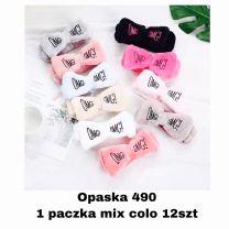 EX0505 Opaska damska OP-490